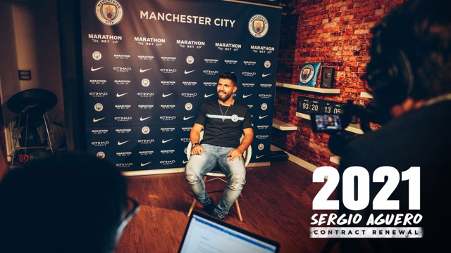 IN THE SPOTLIGHT: Sergio Aguero