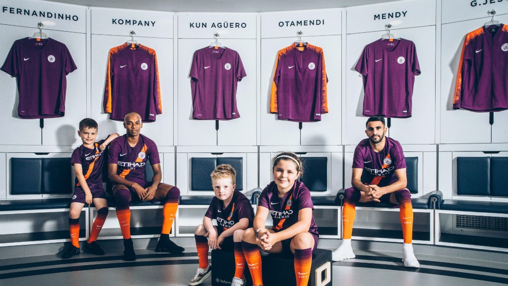THIRD KIT: Inspired by the past and present