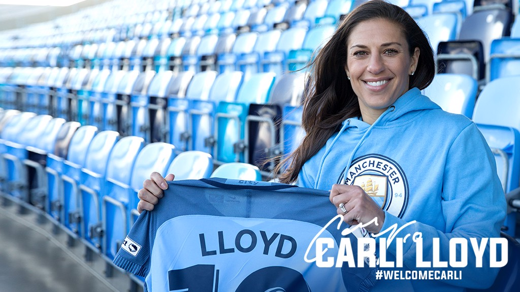 Carli Lloyd Quotes Delectable Carli Lloyd In Quotes  Manchester City Fc