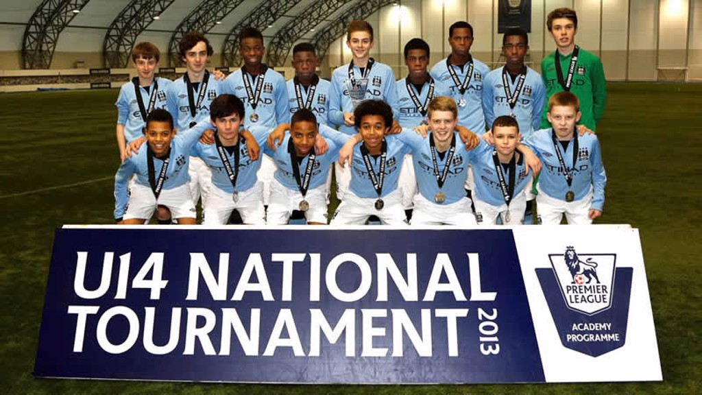 City u14s clinch National Premier League tournament crown