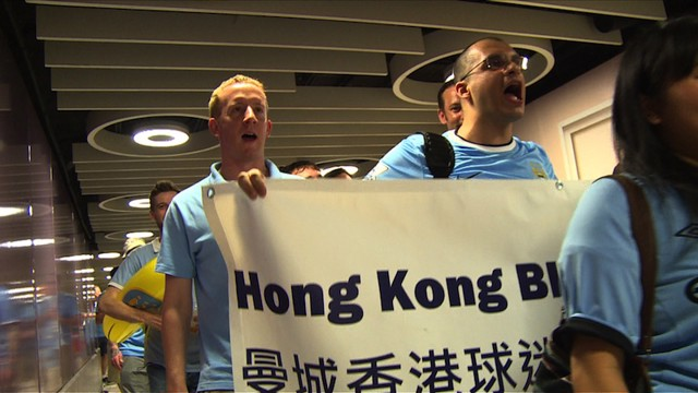 Hong Kong Blues