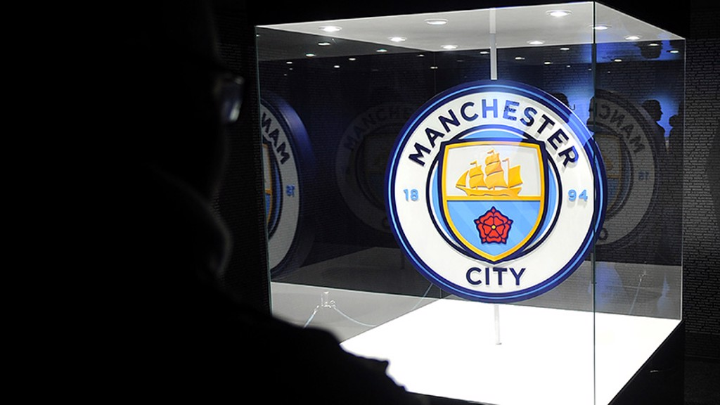 LOOKING GOOD: The new badge