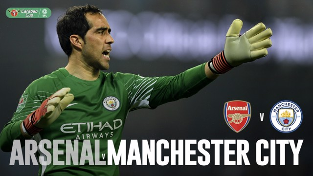 Claudio Bravo: destino Wembley.