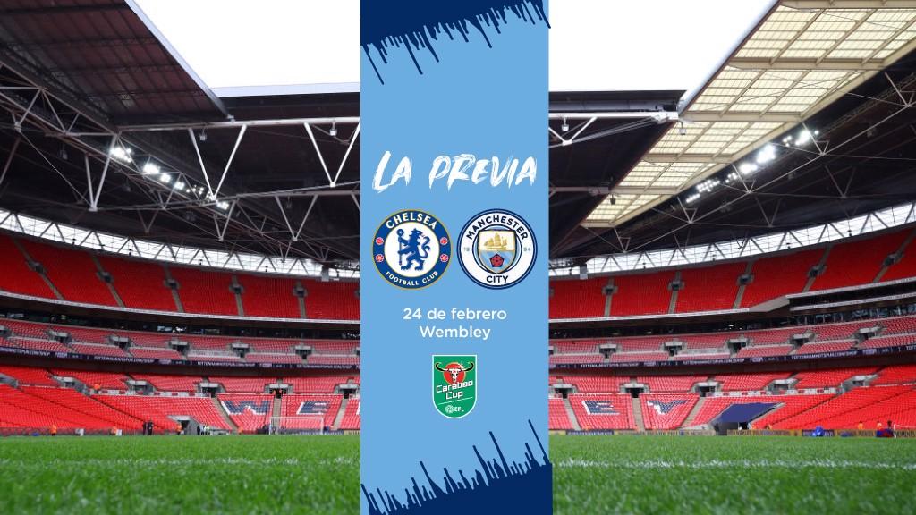 Chelsea - Manchester City.