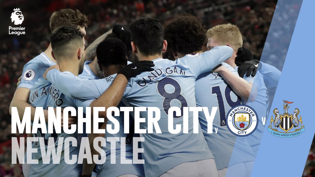 Manchester City - Newcastle.