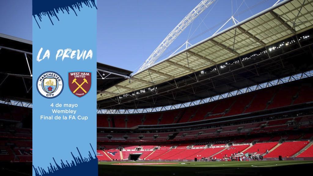 La previa de la final de la FA Cup.