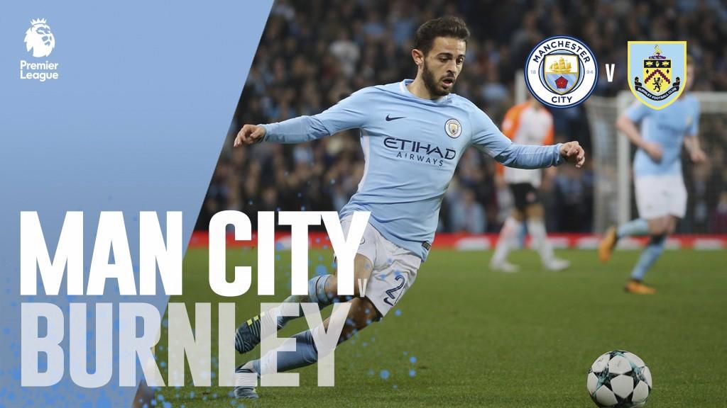 Manchester City - Burnley. Cautela.
