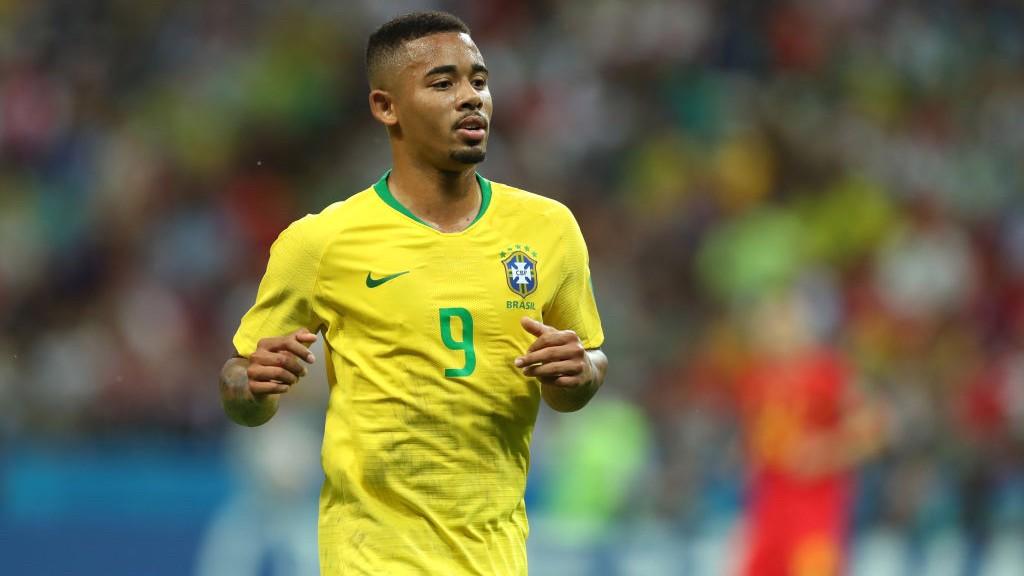 Gabriel Jesus brasil