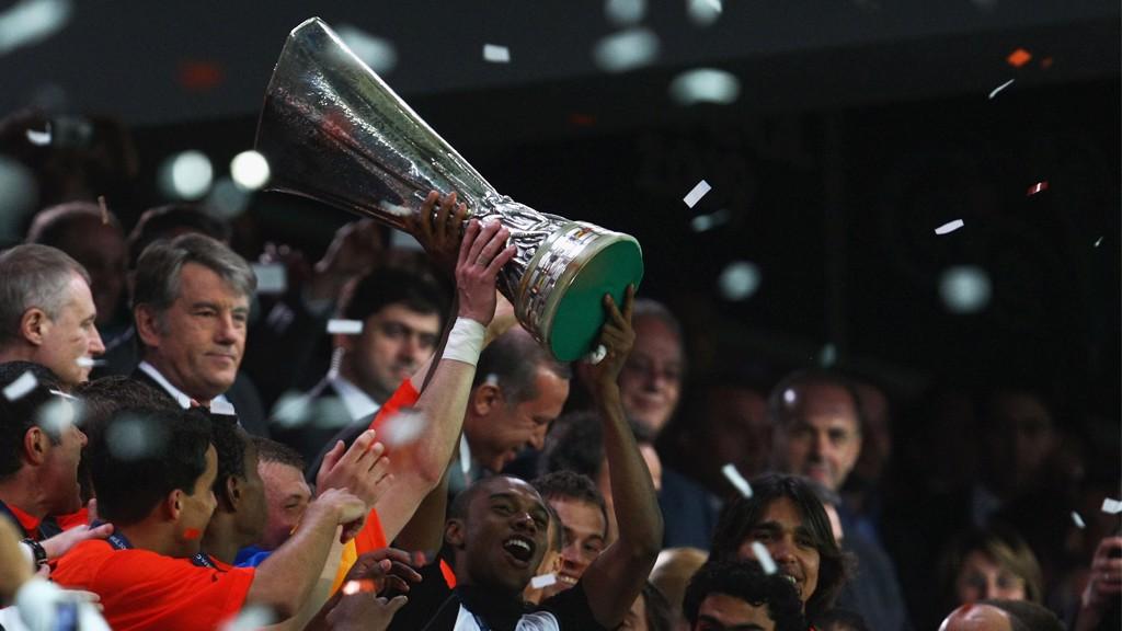 Shakhtar Fernandinho UEFA