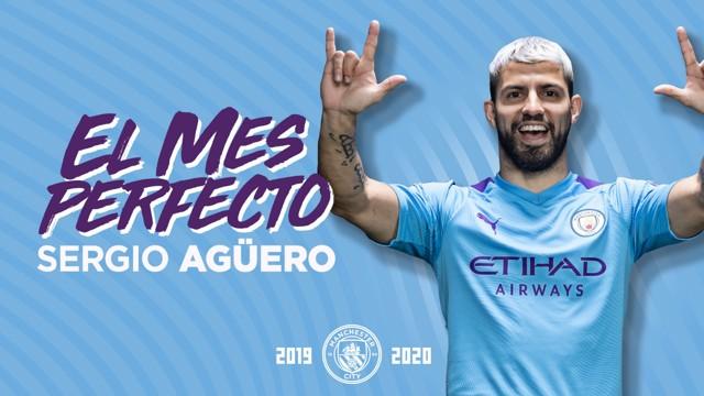 Sergio Agüero: el mes perfecto