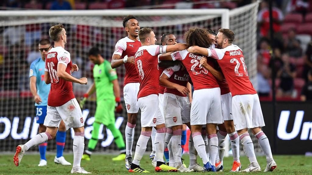 Arsenal 18-19