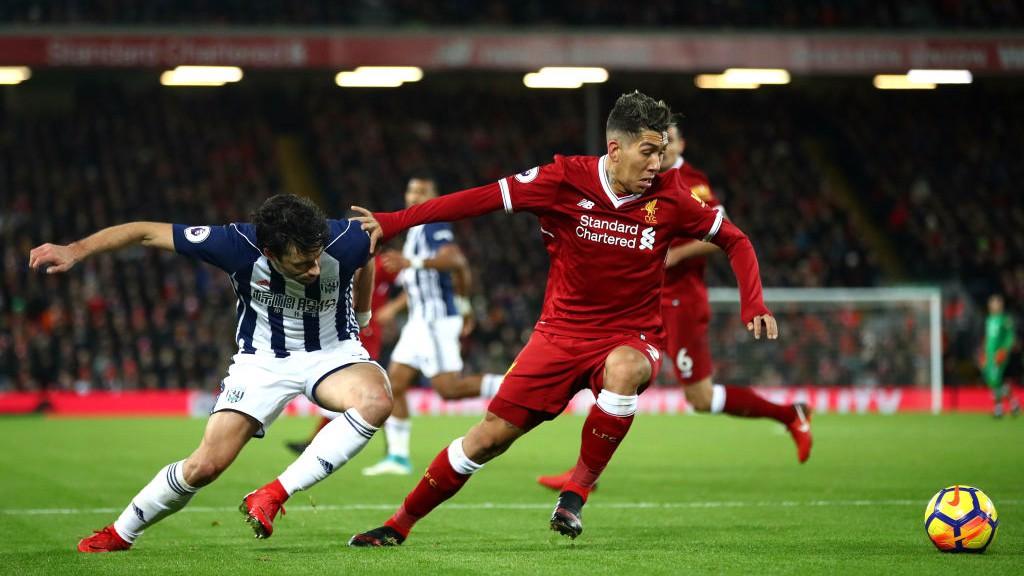 Liverpool Champions Firmino