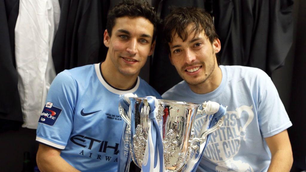 Navas y Silva EFL Cup