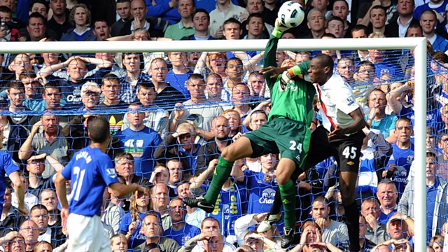 Mario Action Everton