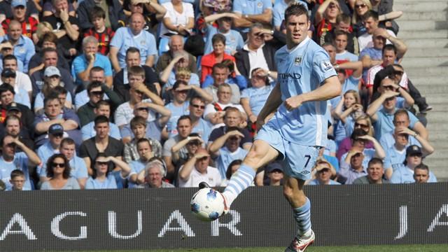 James Milner Wigan