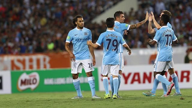 Aleksandar Kolarov goal against Vietnam