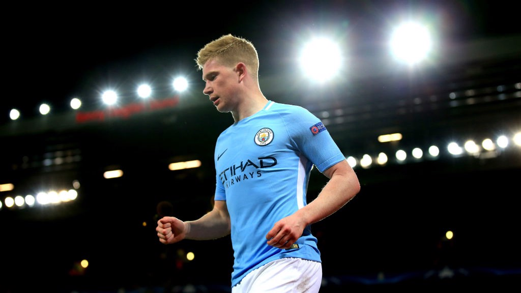 KDB: A European night under the lights.