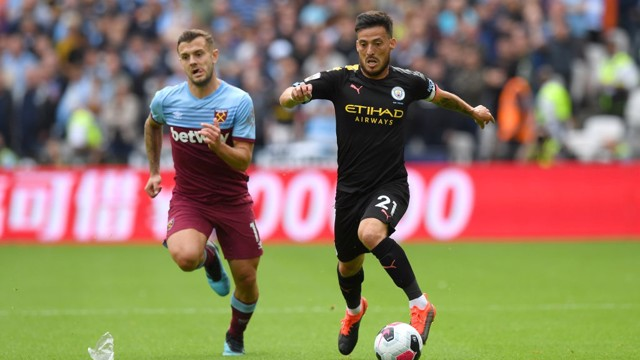 MERLIN: Watch some of David Silva's finest moments in blue