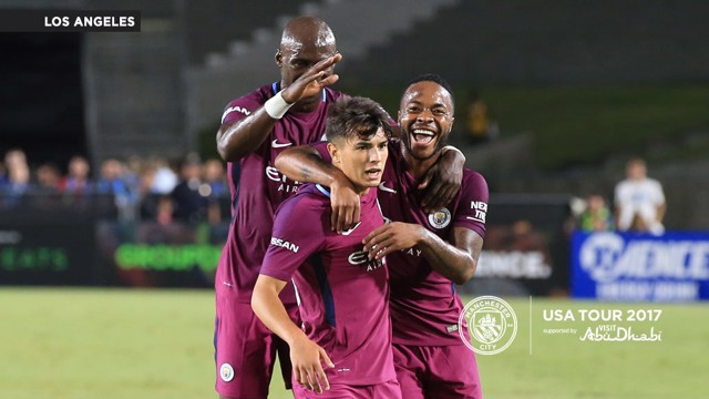 BRAHIM: Check out the Spanish youngster's highlights while representing the Blues!
