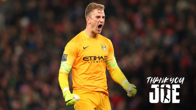 THANK YOU, JOE: A look back on Joe Hart's best moments