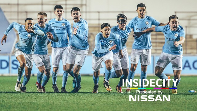 INSIDE CITY: Go behind-the-scenes...