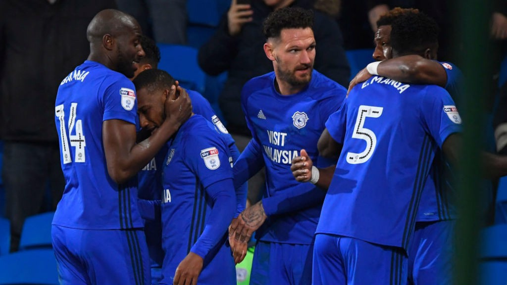 REPORT: Cardiff sit third in the Championship