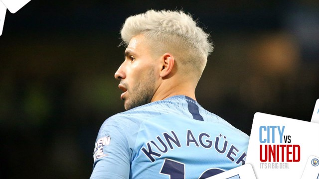 AGUERO: Happy derby days!