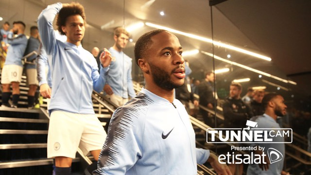 TUNNEL CAM: City v Southampton.