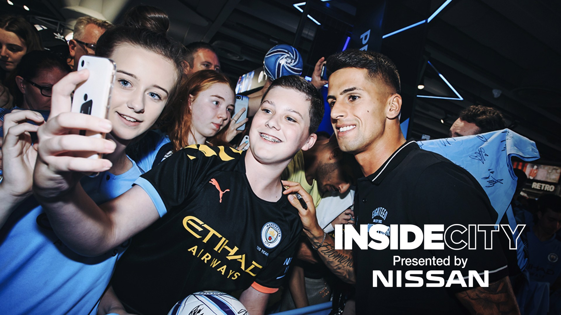 INSIDE CITY: Behind-the-scenes at Manchester City