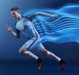 Kevin De Bruyne New Kit from Nike